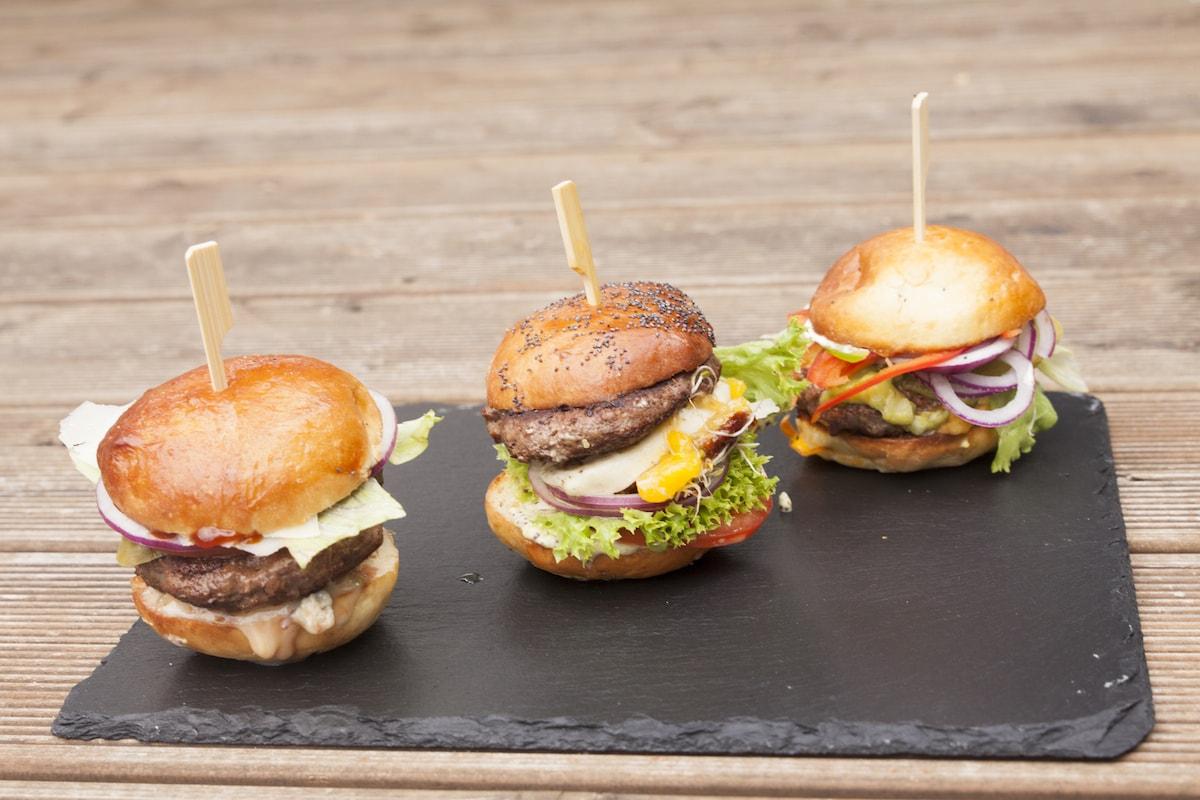 Burger-Bar – Wambacher Mühle